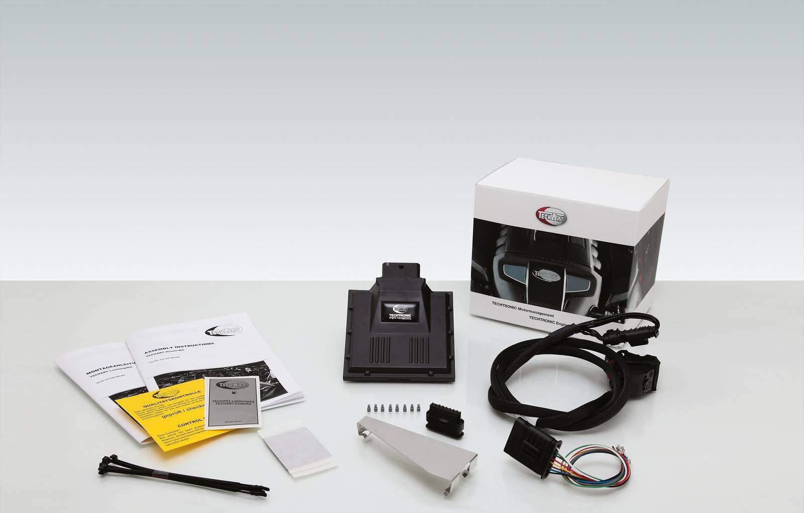 TechArt Pakiet mocy T2.2 911 997 GT2