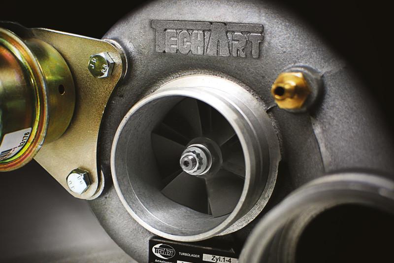 TechArt Sportowy filtr powietrza 911 997.2