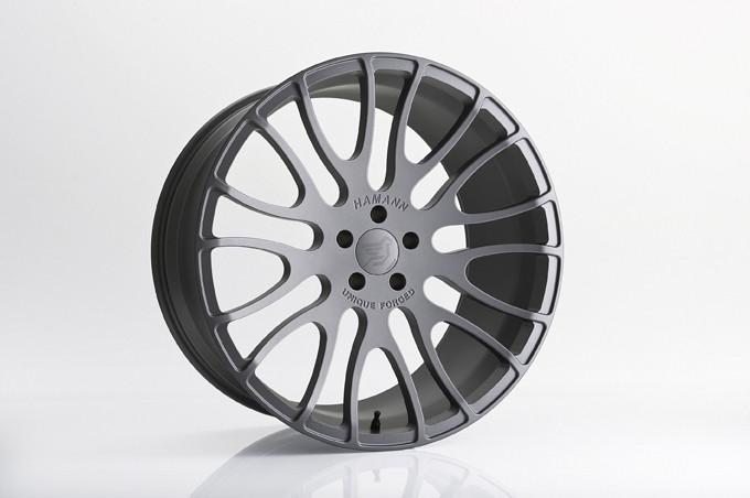 "Hamann Felga Unique Forged Gunmetal 23"" Range Rover 2013"