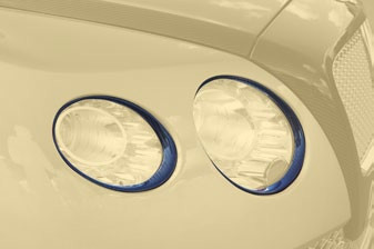 Mansory Obramowanie przednich świateł Continental GT, GTC 2012