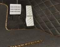 Mansory Pedały SLR