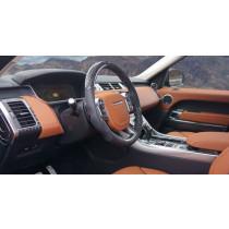 Mansory Skórzane wnętrze Range Rover Sport 2013