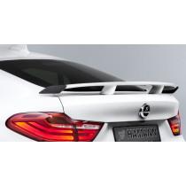 Hamann Tylny spoiler X6 F16