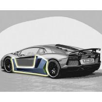 Hamann Panele boczne Aventador