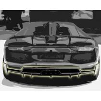 Hamann Tylny dyfuzor Aventador