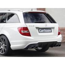 Carlsson Sportowy tłumik tylny C S204