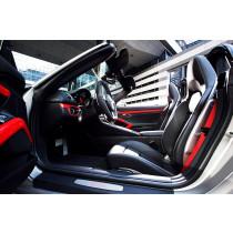 TechArt Aluminiowe pedały Boxster 981