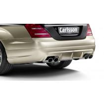Carlsson Dyfuzor RS + sportowy wydech S W221 i V221