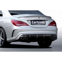 Carlsson Sportowy tłumik tylny CLA C117 i X117