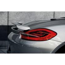 TechArt Tylny spojler Boxster 981