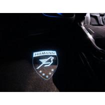 Hamann Laserowe logo LED M4 F82 i F83