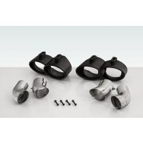 TechArt Sportowy wydech z aktywnymi klapami 911 997.2