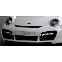 TechArt Przedni spojler I 911 997 Turbo/S
