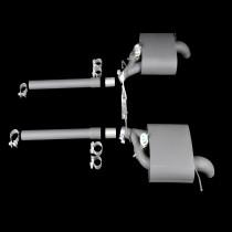 Startech Sportowy układ wydechowy Range Rover Sport V6 SC 2013