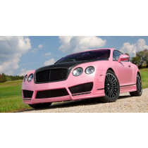 Mansory Vitesse Rose Continental GT Speed