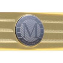 Mansory Logo w grillu G 6x6 W463
