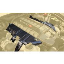 Mansory Boczne pokrywy silnika Cayenne 958 2015