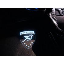 Hamann Laserowe logo LED X6 F16