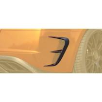 Mansory Wyloty powietrza w zderzaku Continental GT, GTC 2016