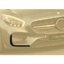 Mansory Przednie splittery AMG GT S