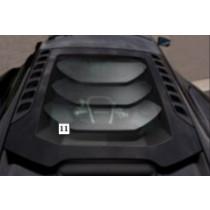 Mansory Pokrywa silnika MP4-12C