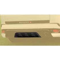 Mansory Dyfuzor Range Rover Sport 2013 SVR
