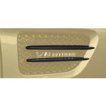 Mansory Wloty powietrza w nadkolach AMG GT S