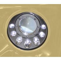 Mansory Przednie światła G 6x6 W463