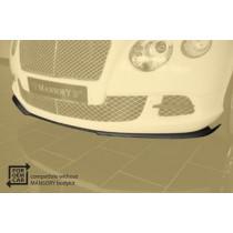 Mansory Przedni spoiler Continental GT, GTC 2012