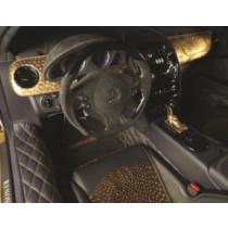 Mansory Pakiet wnętrza Carbon SLR