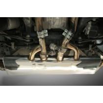 Mansory Sportowy tłumik tylny Cayenne 957 2008