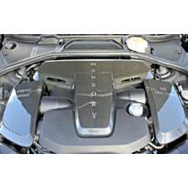 Mansory Pokrywa silnika Continental GT, GTC 2012
