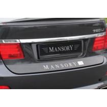 Mansory Tylny panel 7 F01 i F02