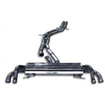 Mansory Sportowy układ wydechowy Bentayga