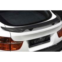 Mansory Tylny spoiler X6 E71
