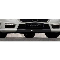 Mansory Przedni spoiler SLK 55 AMG R172