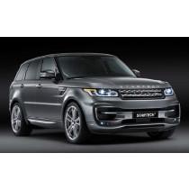 Startech Przedni zderzak Range Rover Sport 2013