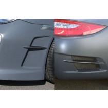 Mansory Wloty powietrza w zderzakach 911 997 Carrera