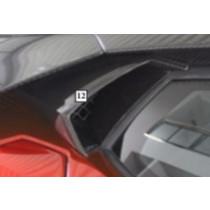 Mansory Dokładki górnych wlotów powietrza do silnika Aventador