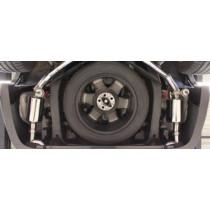 Mansory Sportowy tłumik tylny Range Rover 2013