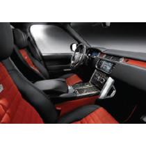 Startech Skórzane wnętrze Range Rover 2013