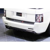 Mansory Tylny zderzak Range Rover 2009