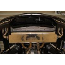 Mansory Sportowy tłumik tylny Cayenne 958