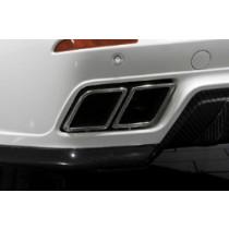 Mansory Sportowy tłumik tylny X5 E70