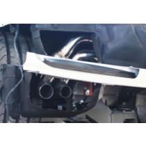 Mansory Sportowy tłumik tylny R8