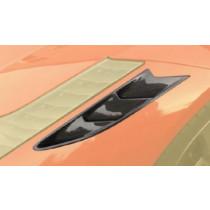 Mansory Wloty powietrza w nadkolach 458 Italia i Spider