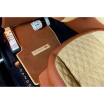 Mansory Dywaniki Range Rover 2009