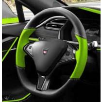 Mansory Sportowa kierownica Model S