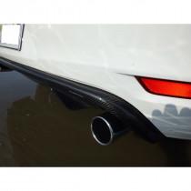 BOCA Dyfuzor Golf VI GTI