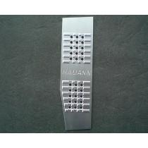 Hamann Aluminiowy podnóżek X1 E84